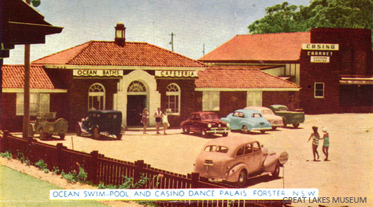 Forster Ocean Baths and Dance Hall Casino
